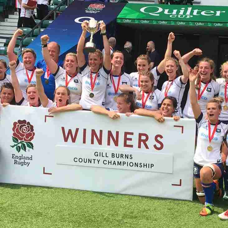 5 Sharks Involved As Yorkshire Lift Gill Burns Trophy At Twickenham
