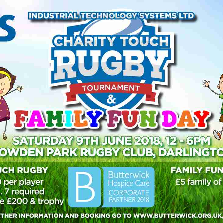 ITS Family Fun Day - Saturday 9th June