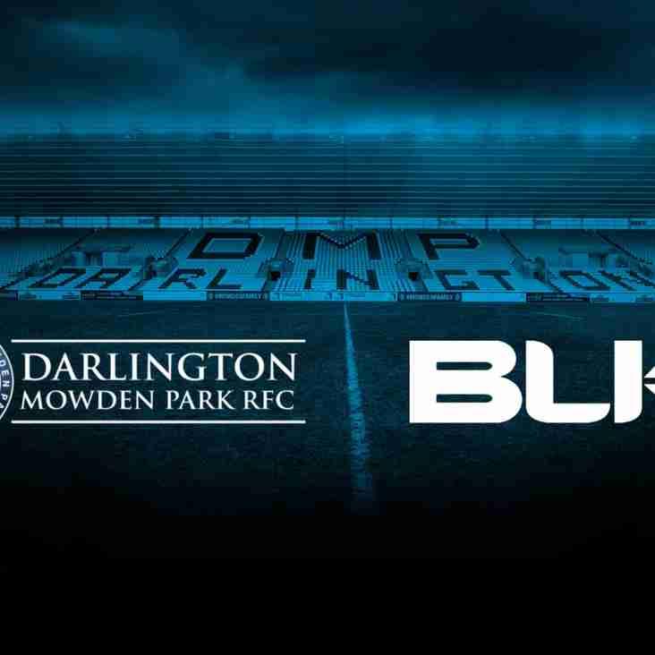 Mowden Park Announce New Kit Deal