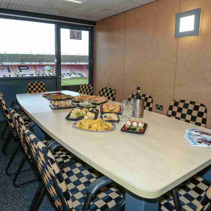 Hospitality On Sale For Yorkshire Carnegie Clash