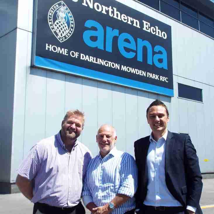 Paul Mackings Joins Darlington Mowden Park Board of Directors