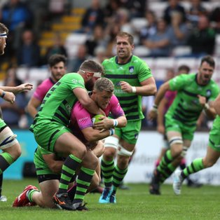 Yorkshire Carnegie take the win in an entertaining game at the Northern Echo Arena