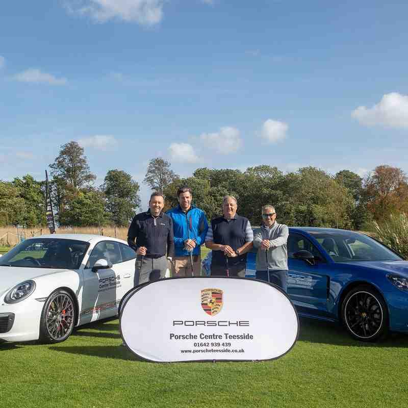 Golf Day 2018 - Sponsored by Porsche Centre Teesside