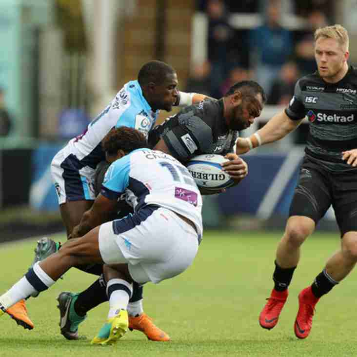 Watch Montpellier v Newcastle Falcons LIVE in the CrossBar