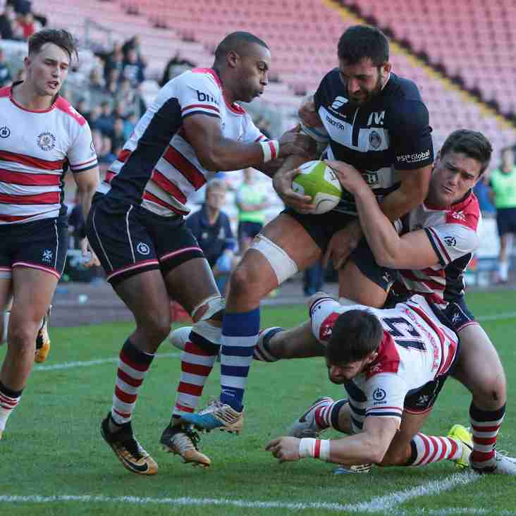 Match Preview - Rosslyn Park (A)