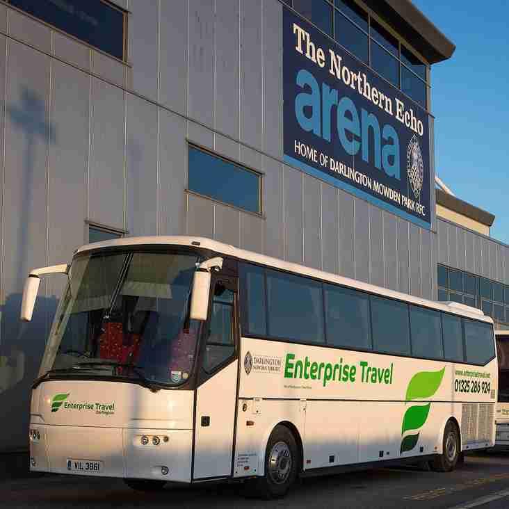 Enterprise Travel Extend Mowden Park Partnership
