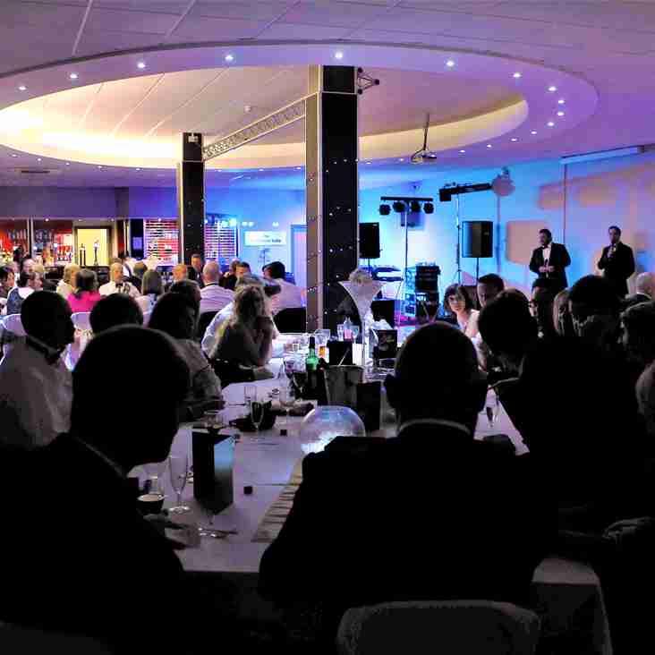 End of Season Awards Dinner - Friday 3rd May