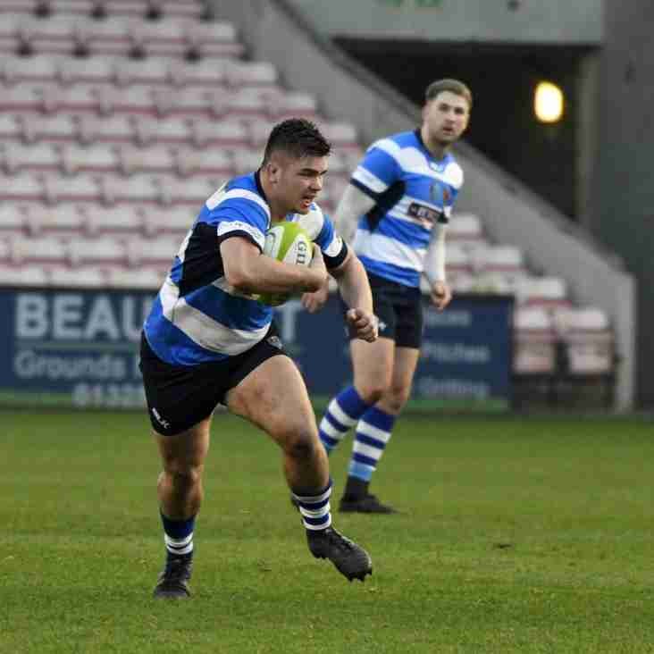 Barron Set For 50th Game