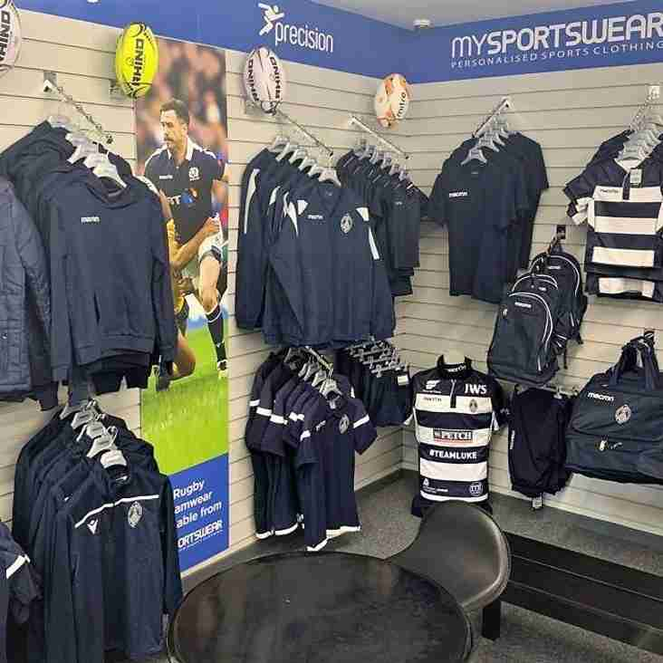 Club Training Wear Now On Sale At MySportswear