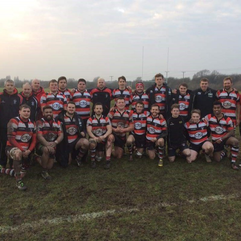2nd Team - Saxons lose to Newport 3 - 24