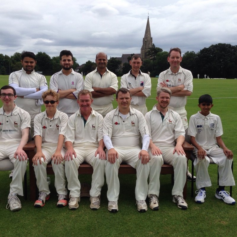 Southgate Adelaide CC - 3rd XI 151/8 - 155/3 Cockfosters CC - 3rd XI