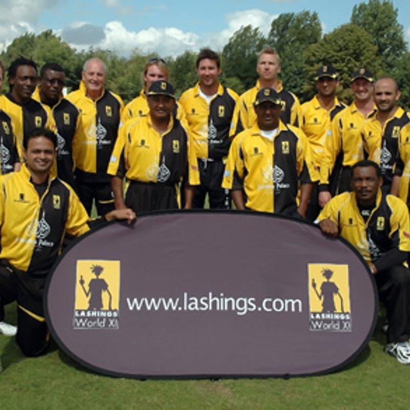 Southgate Adelaide vs Lashing World XI
