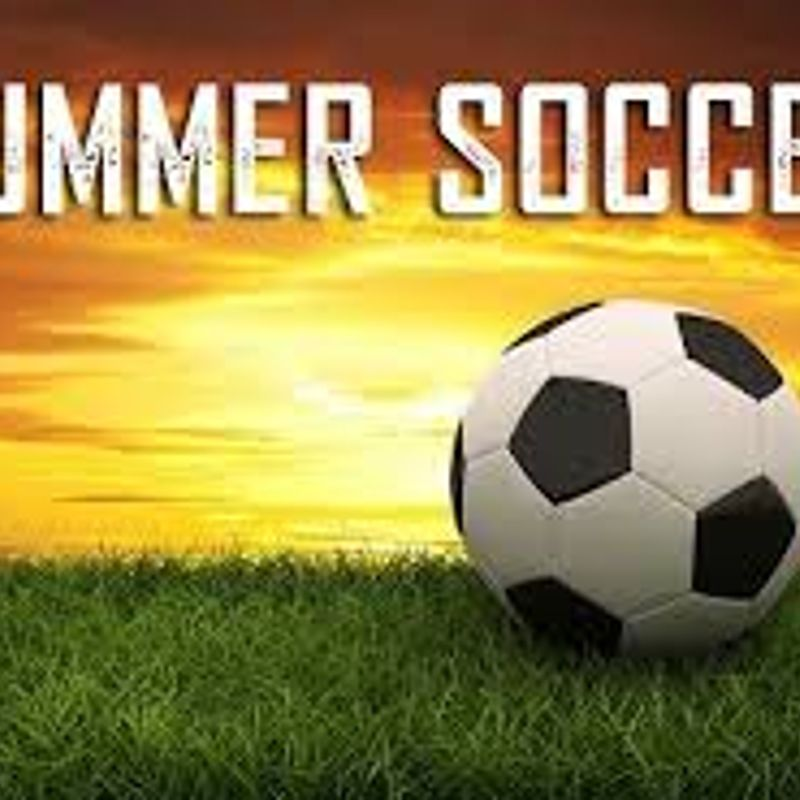 Girls Summer Soccer Training