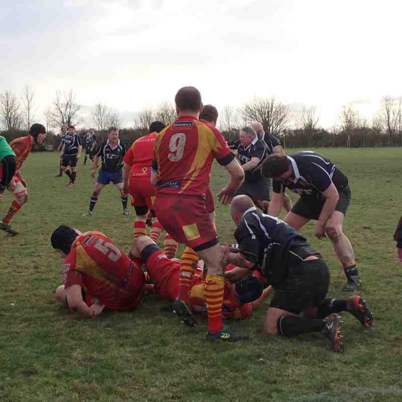 3rd XV vs Sawston