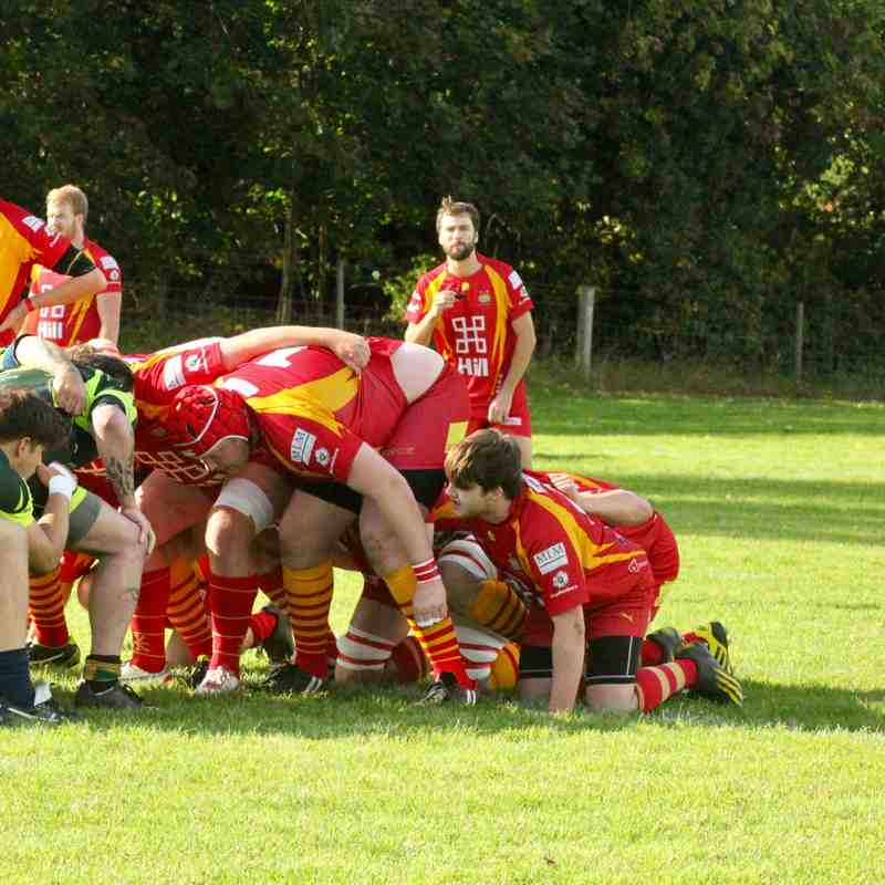 3rd XV vs Bury