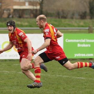 Saffron Walden Saxons win league opener against Cambridge 3XV
