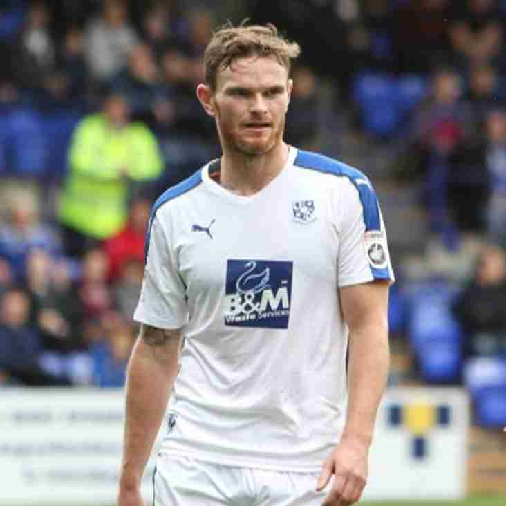 Sutton Signs New Two-Year Rovers Deal