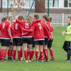 Altofts Ladies v Yorkshire Amateurs Ladies