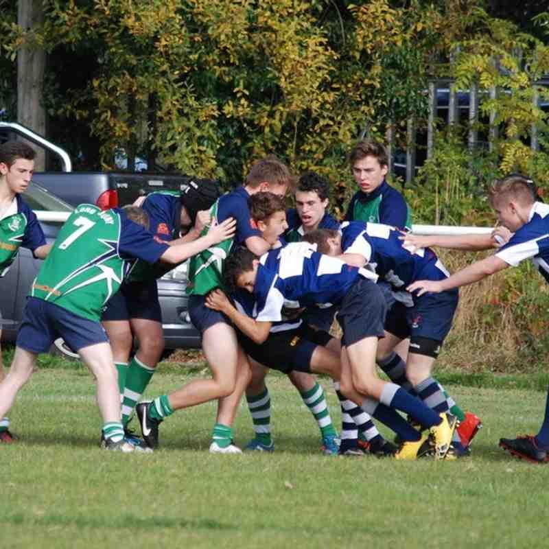 Long Buckby U16s v Leighton Buzzard
