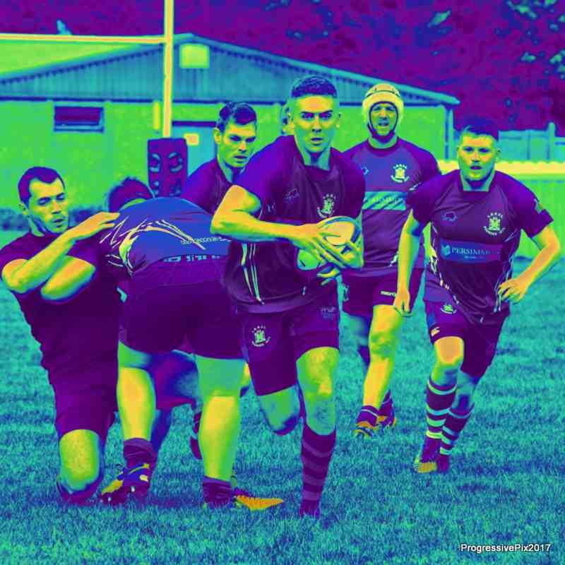 Daventry 3rds v Bucks