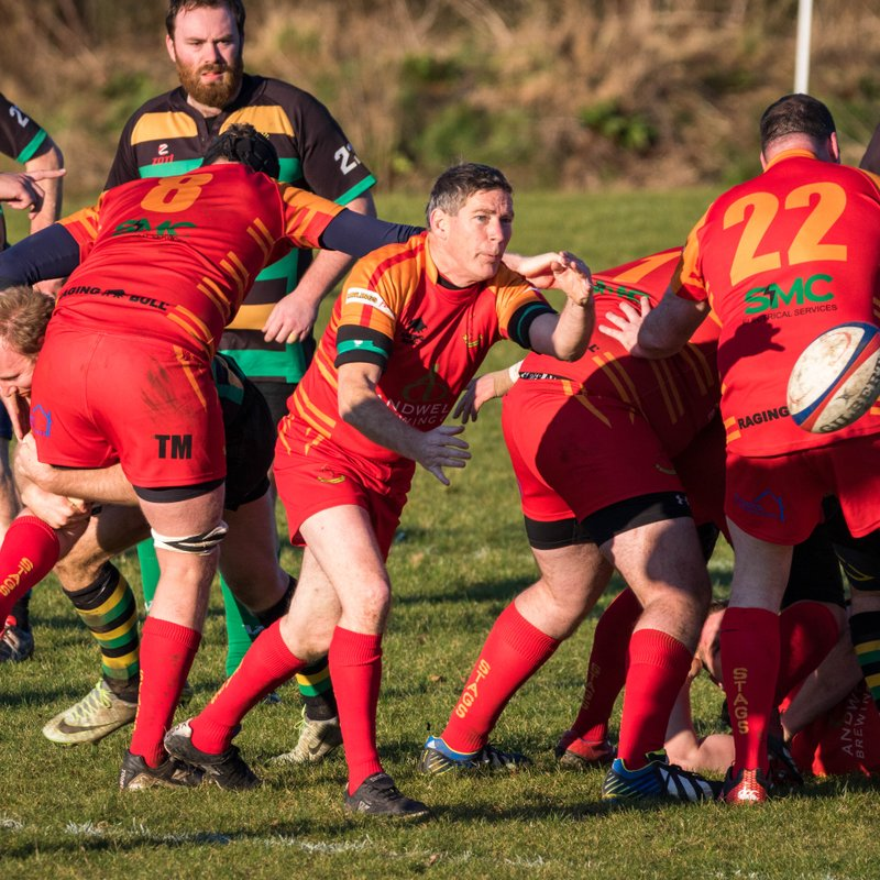 Hook and Odiham RFC v Alresford RFC 2s - 18 February 2017