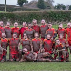 Hook and Odiham RFC v Kingsclere 2s - 04-Mar-2017