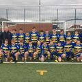 Under 12s beat Hunslet warriors  4 - 32