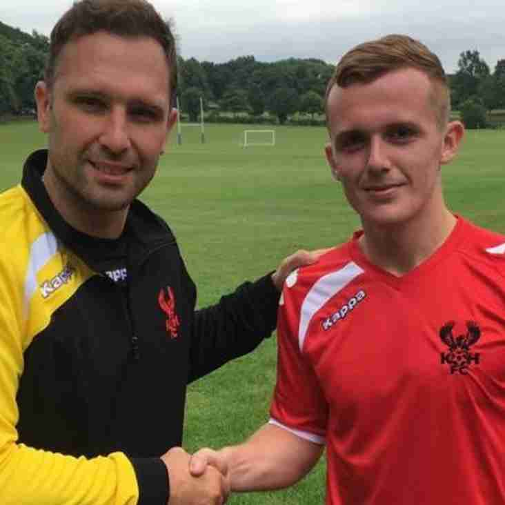 Keane On The Move To Harriers