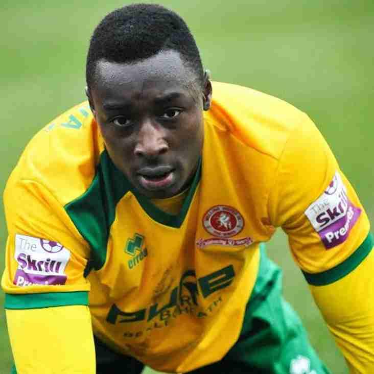 Sho-Silva Makes Dover Move