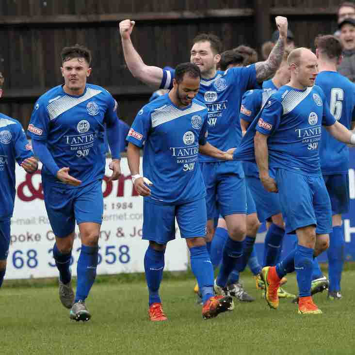 No More Mr. Nice Guy As Chippenham Head To The Vanarama National League South