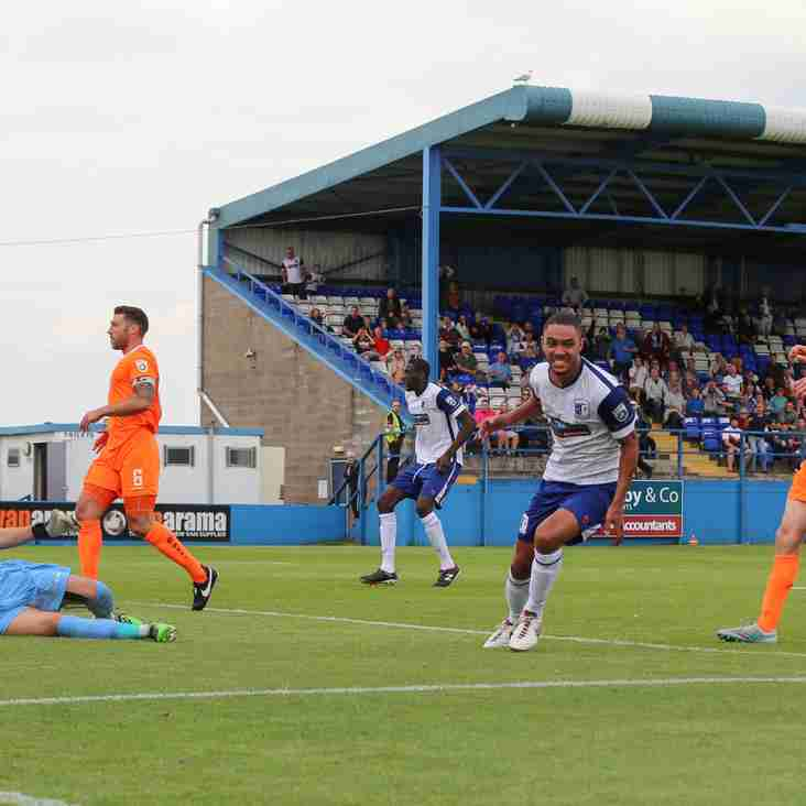 No Limits For Barrow As They Search For New Talent