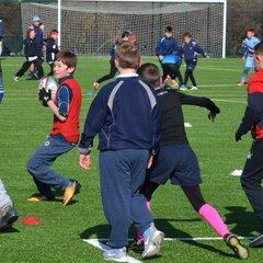 U11's Sunday Training 25/02/18