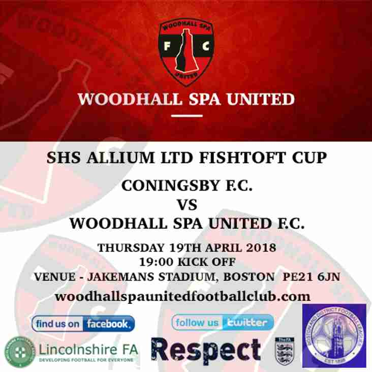 Coningsby F.C. vs Woodhall Spa United F.C.