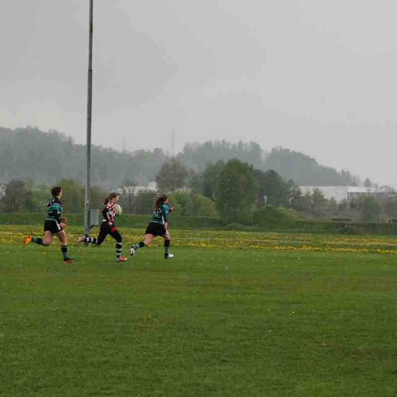 2019-05-04 girls vs Basel