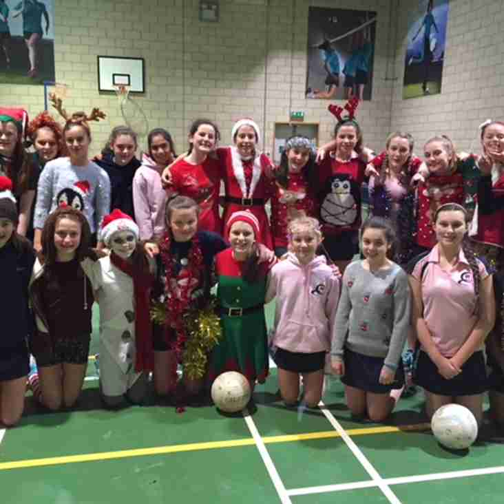 Happy Christmas from Junior Club