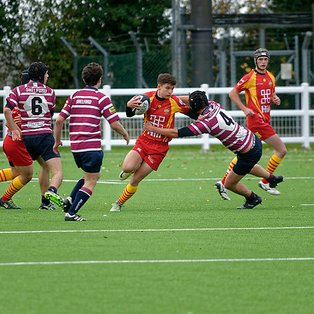 Shelford ease to victory on the green, green 4G grass of their new home.