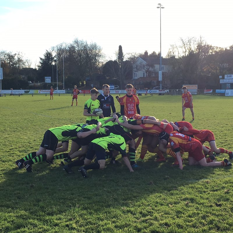 Bury Colts snatch victory at death