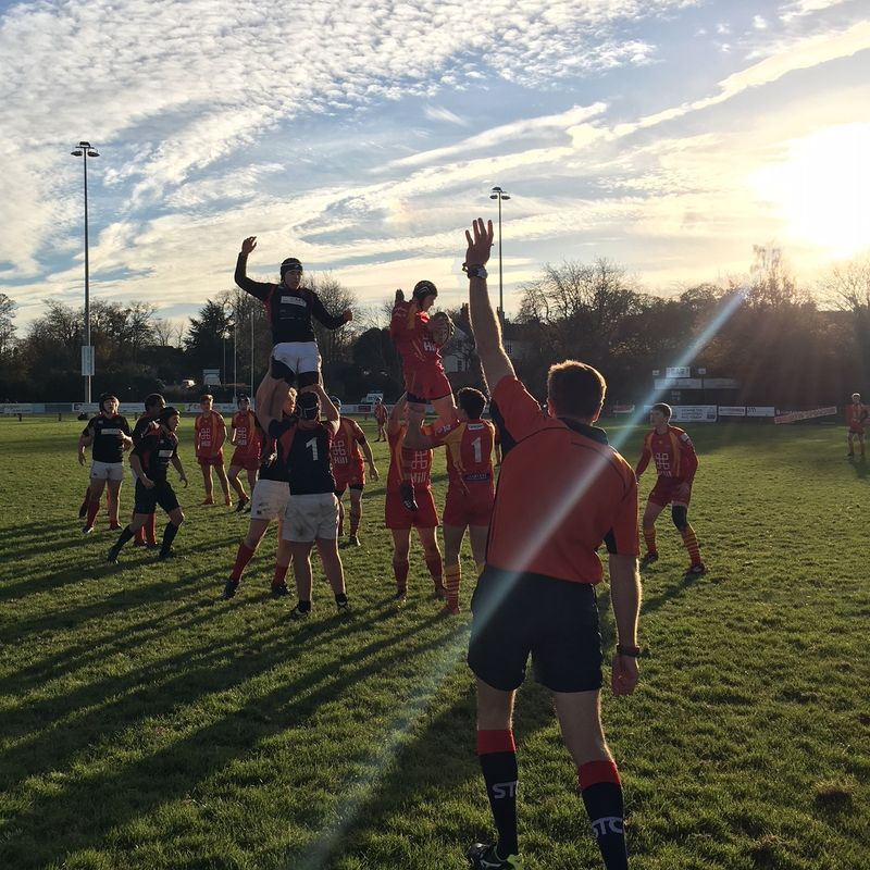 Cambridge Colts secure first win of the season