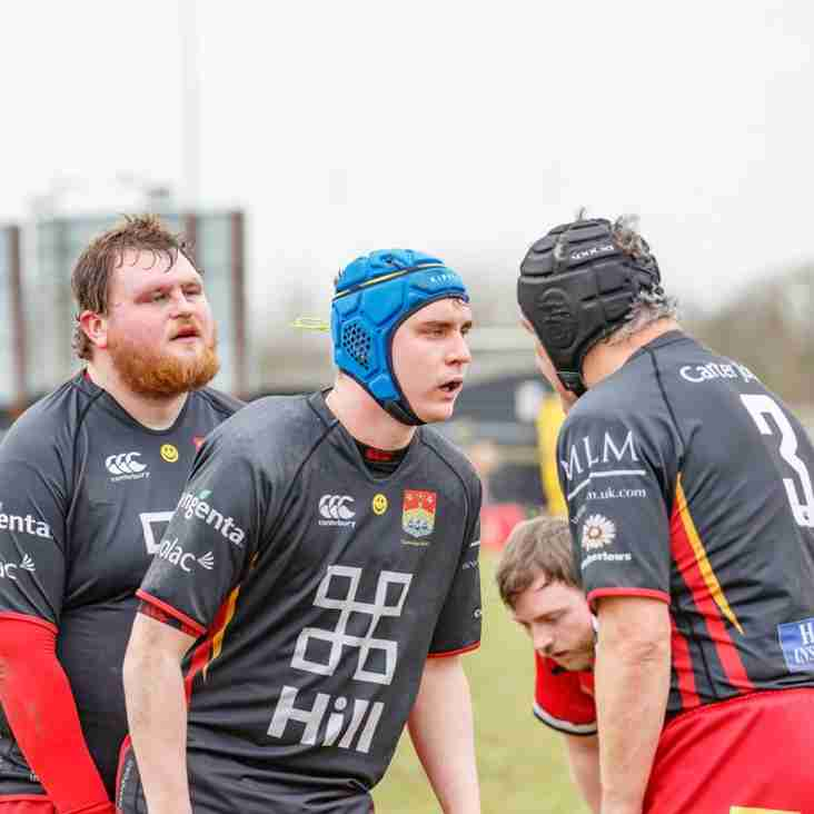 Gareth Edwards selected in Eastern Counties U20's squad for Sunday's fixture against Hertfordshire