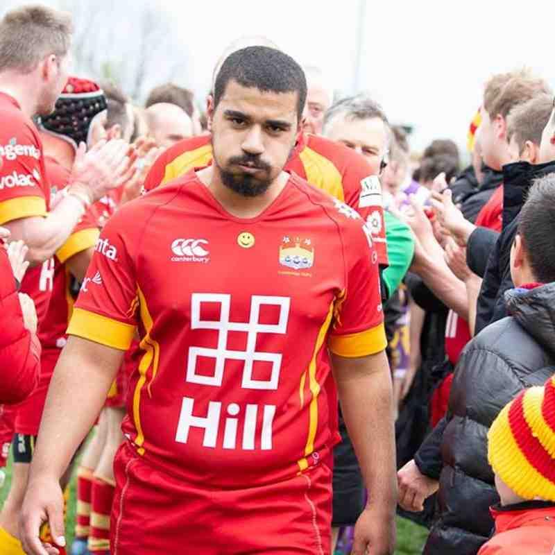 Saffron Walden Cambs Intermediate Cup Final 2019