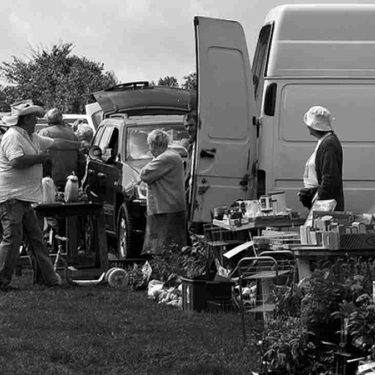 Car Boot Sales - Summer 2016