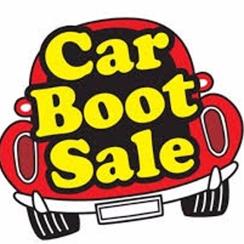 First Car Boot Sale - Sat. 20th May 2017