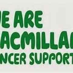 Saint's Teamwork help Macmillan raise funds!