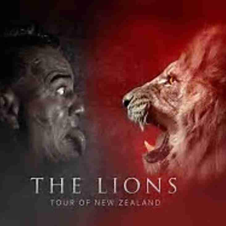 NZ vs Lions 1st Test, this Saturday!