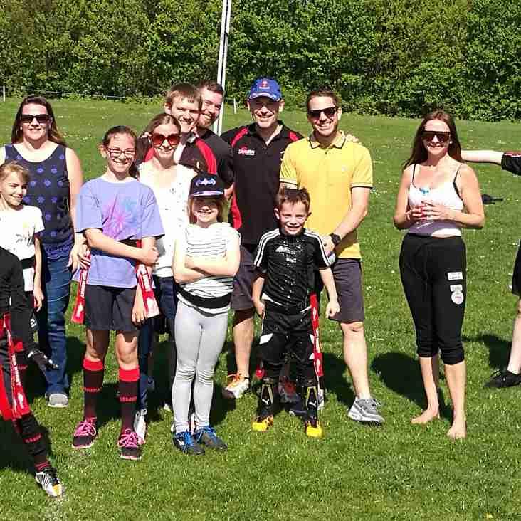 Kids vs Parents & Coaches 09/04/17