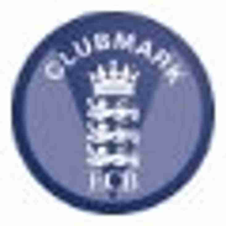 Clubmark Re-Accreditation