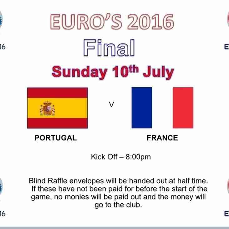 Euro Final 2016