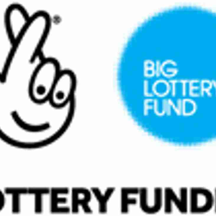 Big Lottery Fund Award