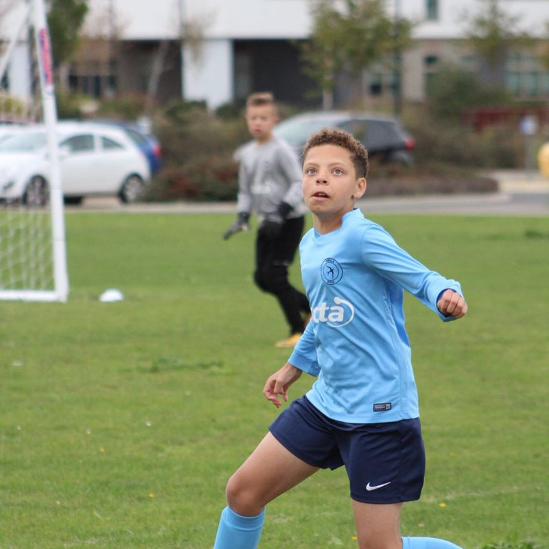 Under 11's (Y6) Match this weekend