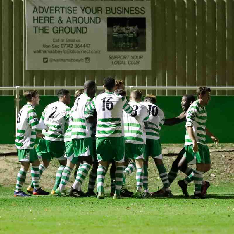 Waltham Abbey v Cheshunt 17 Oct 2017